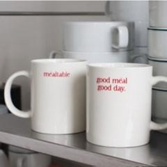 Mealtable Mug (good meal, good day)