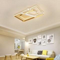boaz 나비사각(LED)(130w) 거실등 디자인 인테리어 조명