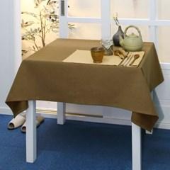 면 100% 테이블 커버 50컬러 150x130cm
