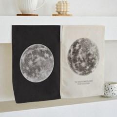 미니 포스터 / 패브릭 포스터_moon/달 A (4종세트)