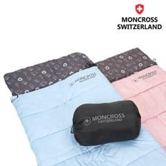 몽크로스 캠핑용 초경량 로잔 침낭 사계절 차박 이불