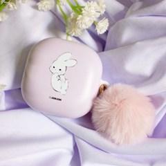 몽실몽실 토끼 버즈 라이브 프로 버즈2 하드 케이스