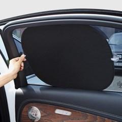 자동차 썬블럭 차량용 햇빛가리개 6P 탄산수 3P세트