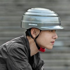 락브로스 폴더블 자전거 휴대용 폴딩 경량 안전 헬멧