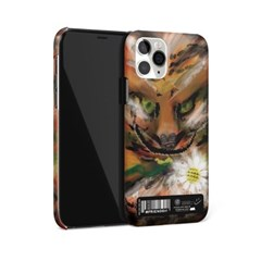 case_527_Tiger with flowers M