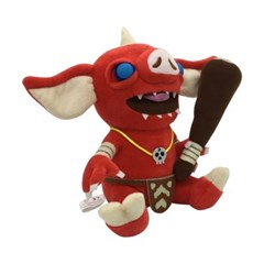 젤다의 전설 야생의 숨결 보코블린 캐릭터 봉제 인형 J