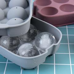 원형 얼음틀 실리콘 아이스트레이 아이스몰드 대형 왕얼음 SH021