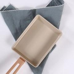 까사밀라 오크레 4종세트 (에그팬+F24+W28+사각냄비20)