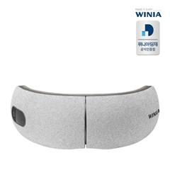 위니아 무선 접이식 눈안마기 공기압 온열 눈마사지기 WMEMG01EPGR