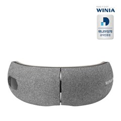 위니아 무선 접이식 눈안마기 공기압 온열 눈마사지기 WMEMG01EPGC