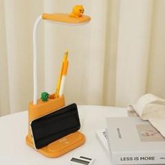 카카오프렌즈 LED 연필꽂이 스탠드 (무선 무드등)