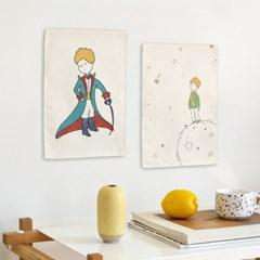 미니 포스터 / 패브릭 포스터_Le Petit Prince/어린왕자 (4종세트)