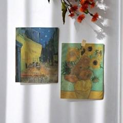 미니 포스터 / 패브릭 포스터_Van Gogh/반고흐 B (4종세트)