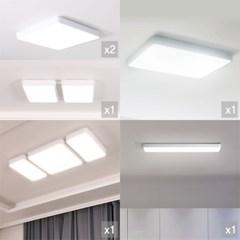 필립스 램프옴 라르고 프리미엄 LED 40평형 패키지 2년 무상 A/S