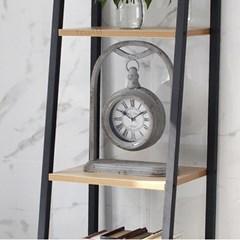 빈티지 종 로마숫자 시계 (349-2)
