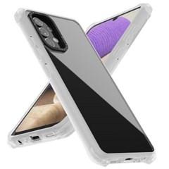모란카노 갤럭시 A32 LTE 임팩트 제로 범퍼 휴대폰 케이스