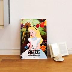 [배송일정 확인] 디즈니 접이식 테이블 액자형 2종_인어공주, 앨리스