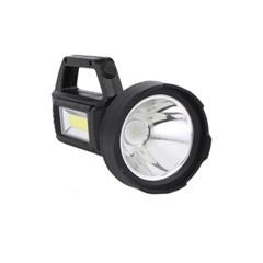 태양광 충전식 손전등 코브램프 캠핑랜턴 보조배터리