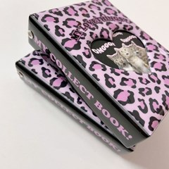 PINK LEOPARD COLLECT BOOK
