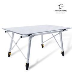 [하이토하이크] 캠핑용 알루미늄합금 접이식 테이블 / 높이조절가능