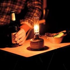 [스노우피크] 리틀 녹턴 가스 램프 랜턴 GL-140 / 캠핑용 휴대용