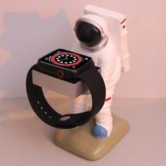불독 애플워치 충전거치대 손목시계 트레이