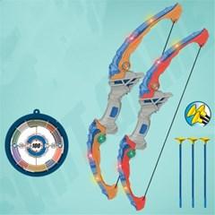 어린이 양궁 아동 장난감활 화살 쏘기 놀이 장난감 H