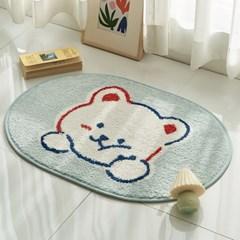 [텐텐단독] 아기곰 소프트 발매트