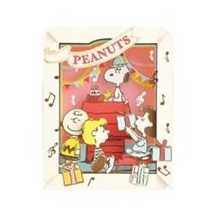 피너츠 스누피 종이극장(생일축하해)