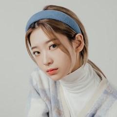 보송이 기모 헤어밴드 머리띠 (21HB013)