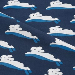 30 Swimming Bunny Cushion