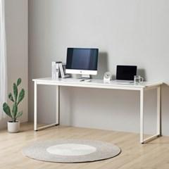 DK9931 스틸프레임 라운드스퀘어 책상 1800X600