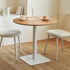 메종드꼼마 스테이 원형 테이블 식탁