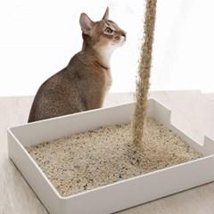 래핑찰리 고양이 프리미엄 벤토나이트(6kg) 2개