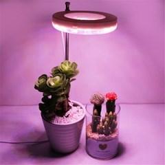 LED 식물등 성장촉진 다육 생장 램프 수경 재배 화초 J