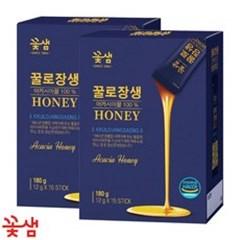 꽃샘 꿀로장생 아카시아 15T+15T