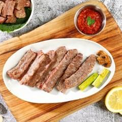 [남도장터]삼호명품관 매실 먹인 한우 1+ 갈비살 300g
