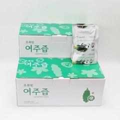 [남도장터]꿈에그린 담양 여주즙 3박스 (100mlx90팩)