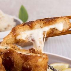 [남도장터]믿음 수제 치즈 돈까스 500g 1팩