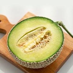 [남도장터]바른팜 머스크 메론 소 2과수 (총2.3-2.6kg 내외)