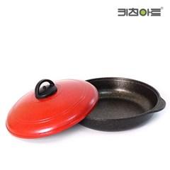 키친아트 만능 군고구마냄비 뉴 매직팬 (원형)