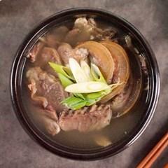 곤지암 소머리 국밥 600g x 5팩