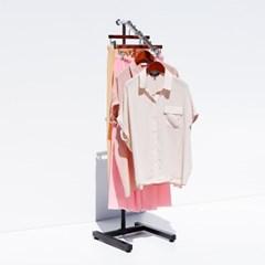 지엔 옷가게 의류매장 철제 스텐 ㄱ자 코끼리행거