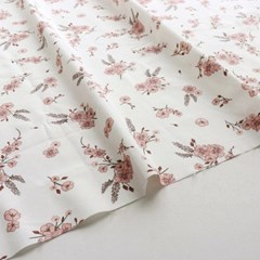 [Fabric] 히비스커스 코튼