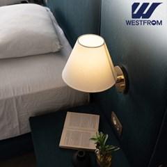 웨스트프롬 럭셔리 알바트로스 스페셜 패브릭 사이드테이블/침대전용