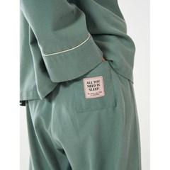 여성잠옷 클로버 긴소매 페어 5129 (여성)