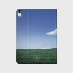 STEEL FLOWER-GREEN(아이패드-커버)