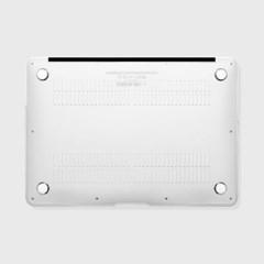 STEEL COVY PATTERN(맥북-클리어하드)