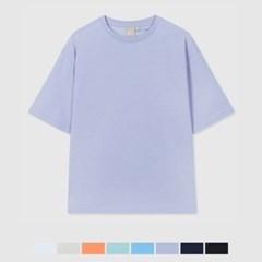 [COOLTECH] 쿨링코튼 오버핏 티셔츠_SPLOB25U19