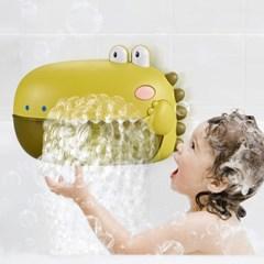 키저스 다이노 버블메이커 목욕놀이 공룡 거품장난감